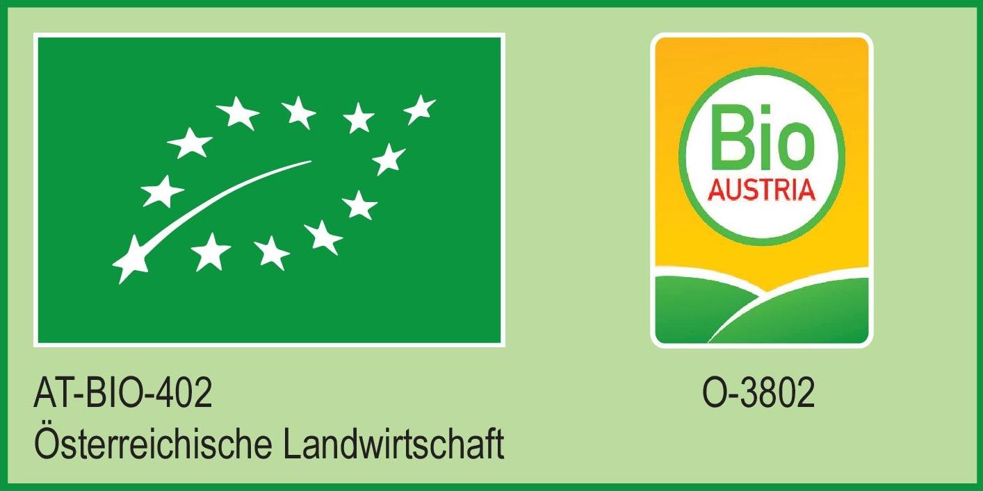 EU Bio Kennzeichnung